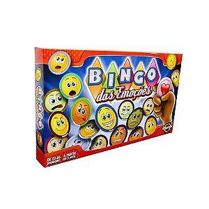 Bingo das Emoções - Jogo