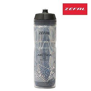 Garrafa Térmica Zefal Arctica 750ml Bottle Propilen Prata/Preto