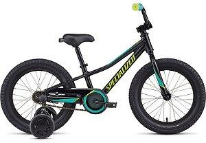 Bicicleta Specialized Riprock Coaster Aro 16 Infantil 4-6 anos