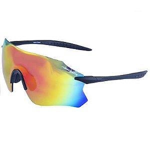 Oculos Ciclismo Bike Absolute Prime SL  Vermelho - Lente Uv 400