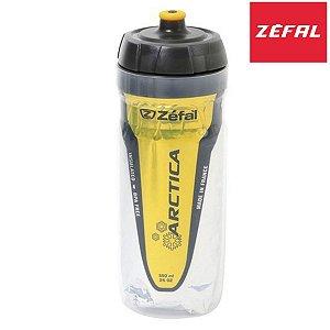 Garrafa Térmica Zefal Arctica 550ml Bottle Propileno Amarelo