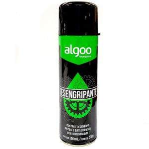 Oleo Spray Desingripante Anticorrosivo - Algoo 300ml