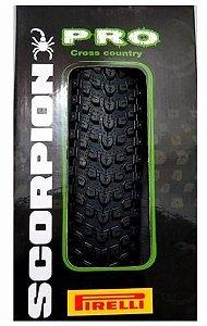 Pneu Pirelli Scorpion Pro Kevlar 29x2.20 Sem Arame 60TPI