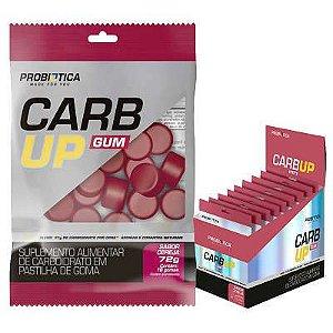 CarbUp Gum Repositor Carbo Bike Probiotica 10 Saches 72g cada