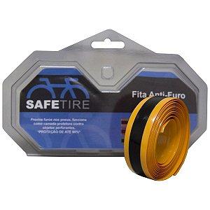 Fita Anti Furo Protetora Pneu Safetire Speed Aro 700 Par 23mm