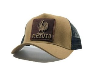 Matuto Light Brown Trucker