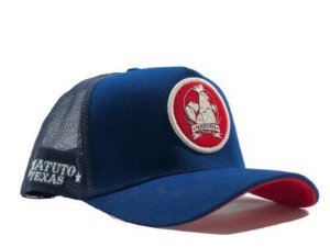 Matuto Royal Blue Trucker