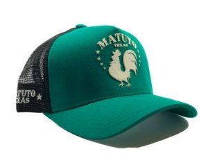Matuto Green Bush Trucker