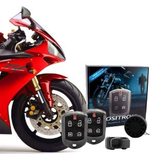 Alarme Moto Positron Duoblock FX G7 Universal