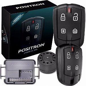 Alarme Positron Cyber FX 330 Universal Automotivo