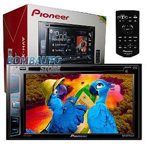 Dvd Pioneer 2 Din Avh-x2780bt Appradio Mixtrax Android Ipod