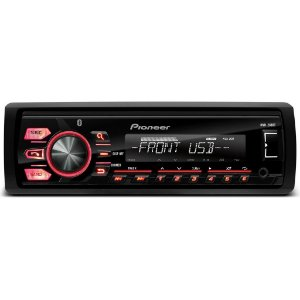 Som Automotivo Pioneer MVH-288BT USB/MP3 com Bluetooth e Microfone