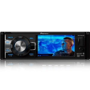 Dvd Player Pioneer DVH-8880AVBT 1Din 3,5 Polegadas Bluetooth Automotivo