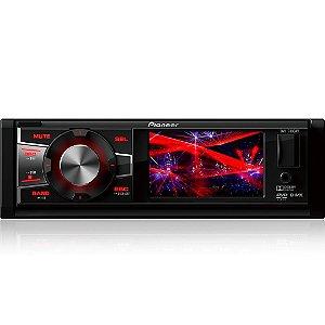 DVD Player Automotivo Pioneer DVH-7880AV Tela 3 Polegadas Usb