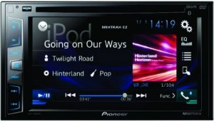 Dvd Automotivo Pioneer AVH-X2880BT com Interface Android / Spotify