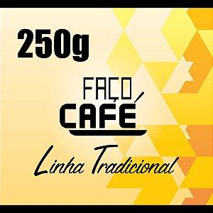 Faço Café - Linha Tradicional - Café moído 250g
