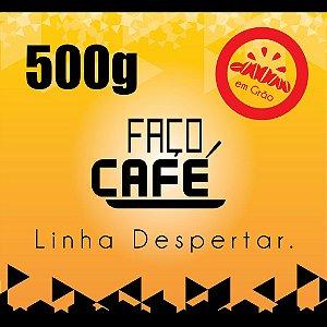 Faço Café - Linha Despertar- Café em Grão 500g