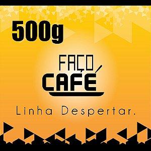 Faço Café - Linha Despertar- Café Moído 500g