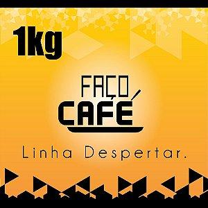 Faço Café - Linha Despertar- Café Moído 1kg