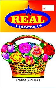 AGULHEIRO REALFORTE EMBALAGEM 20 UNIDADES