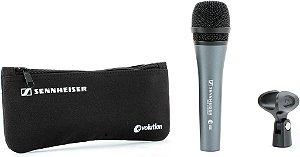 Microfone Dinâmico Sennheiser E835 Profissional