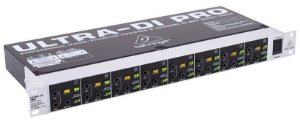 Direct Box Ativo Behringer Ultra-DI Pro DI800