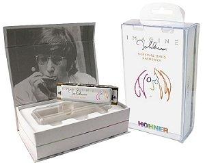 Gaita Profissional Diatônica Hohner Signature John Lennon - C