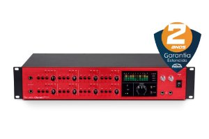 Interface de Áudio Focusrite Clarett 8PreX