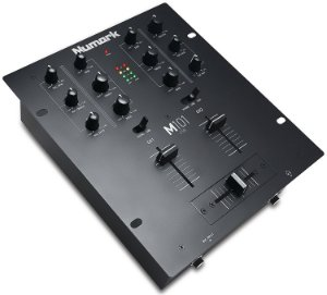Mixer Numark M101 USB 2-Channel All-Purpose
