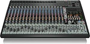Mesa de Som Behringer Eurodesk SX2442FX 20 Canais