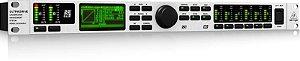 Crossover Behringer Ultradrive DCX2496 LE