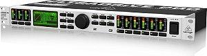 Crossover Behringer Ultradrive Pro DCX2496