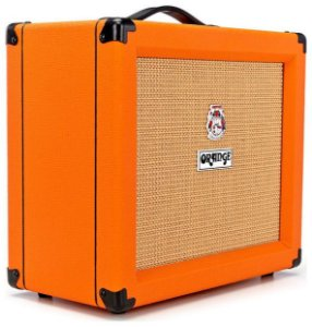 Caixa Amplificada Orange Crush PiX CR35RT 35W 1x10 para Guitarra