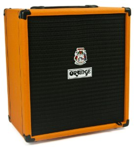 Caixa Amplificada Orange Crush PiX Bass CR50BXT 50W 1x12 para Contrabaixo