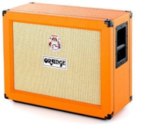 Gabinete Orange PPC212OB 120W 2x12 Vintage 30 Open Back para Guitarra