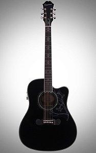 Violão Eletro-Acústico Epiphone Dave Navarro Signature Folk