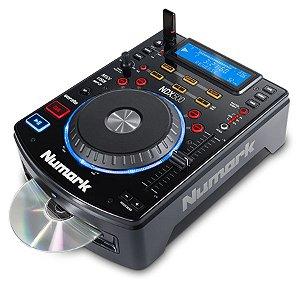 Mixer Controlador Numark CDJ NDX500 USB