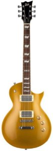 Guitarra ESP LTD EC256 Metallic Gold Top