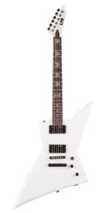Guitarra ESP LTD MAX200 Signature Max Cavalera White