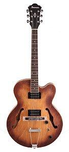 Guitarra Acústica Ibanez AF55 Tobacco Flat