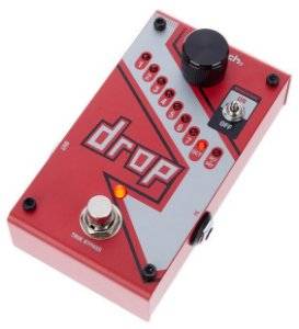 Pedal de Efeitos Digitech The Drop Tune Pitch Shifter para Guitarra