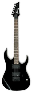 Guitarra Ibanez GIO GRG121 EX Black Night