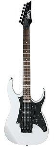 Guitarra Ibanez GRG250 B com Floyd Rose White