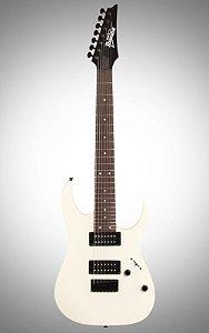 Guitarra 7 Cordas Ibanez GRG7221 White