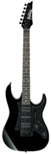 Guitarra Ibanez GRX55 B Black Night