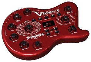 Pedaleira Behringer V-AMP 3