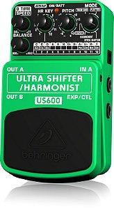 Pedal Behringer US600 Ultra Shifter/Harmonist