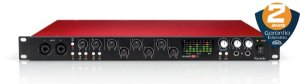 Interface de Áudio Focusrite Scarlett 18i20 USB 2.0 2nd Geração