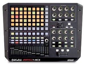 Controlador Akai Professional Apc 40