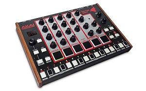Módulo de Ritmos Akai Professional Rhythm Wolf